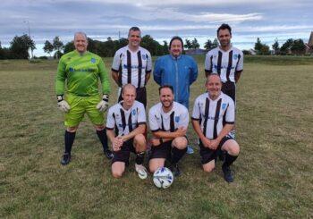 iLab sponsors local football team